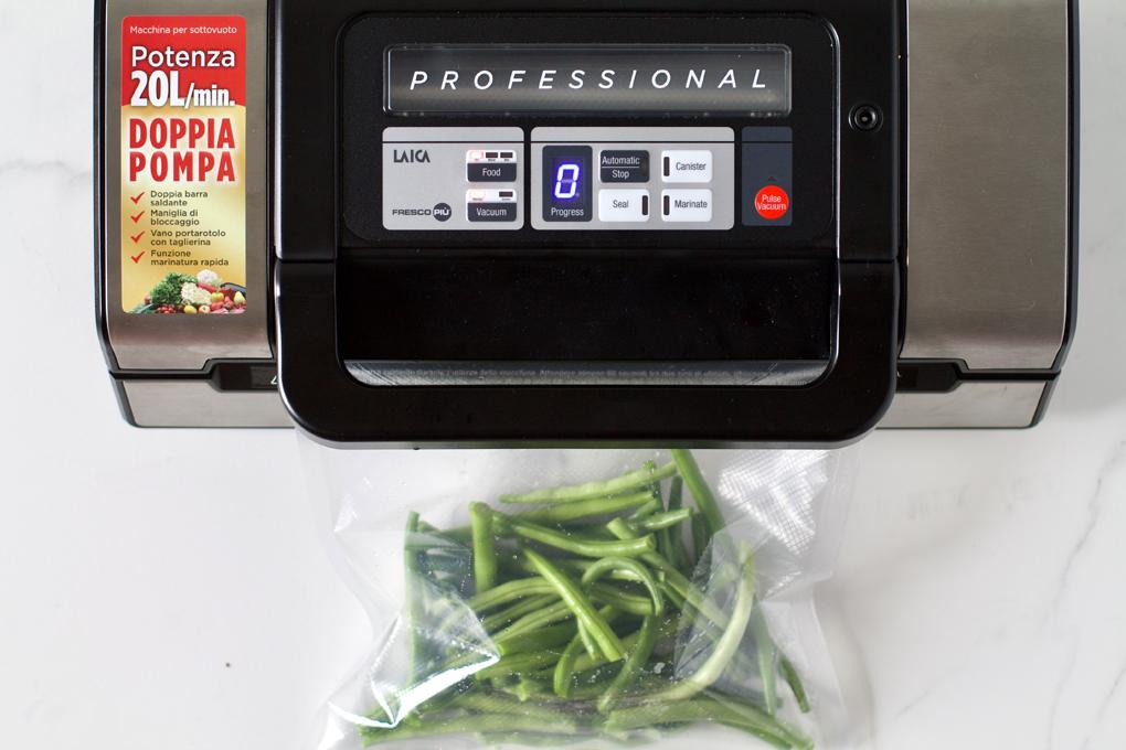 Ricetta insalata fagiolini