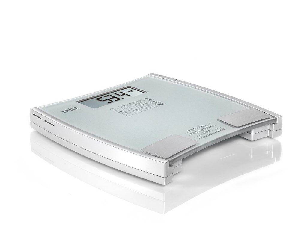 Pesapersone elettronica con calcolo composizione corporea PL8032