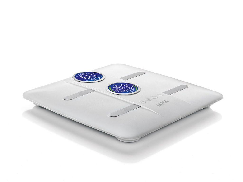 Pesapersone elettronica con calcolo composizione corporea PS5009