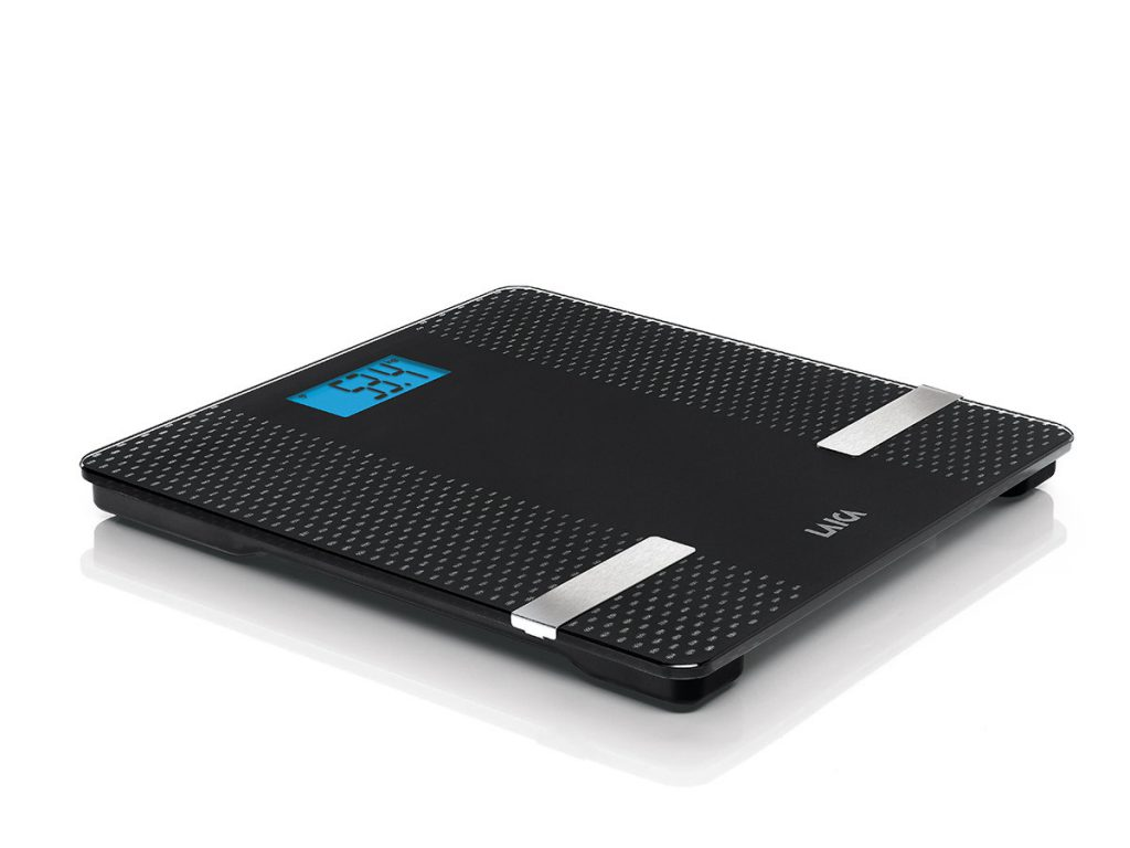 Caricato inPesapersone SMART elettronica con calcolo composizione corporea PS7002