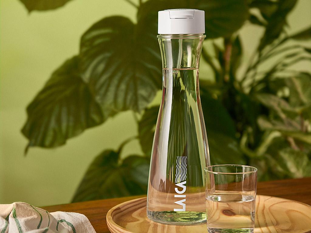 bottiglia filtrante glassmart