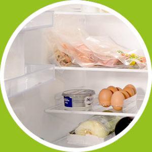Sous vide conservazione frigo