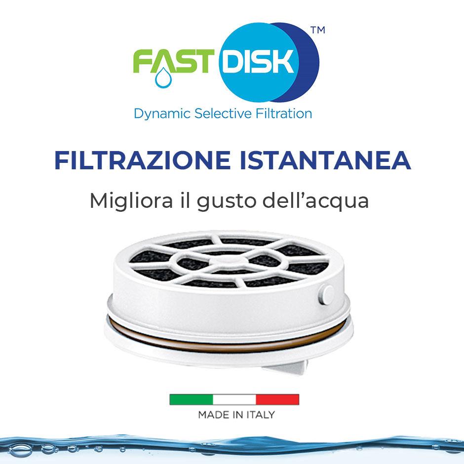 fast disk migliora il gusto