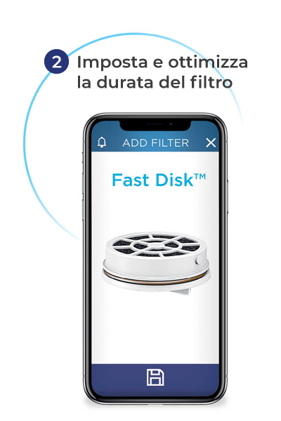 fast disk laica