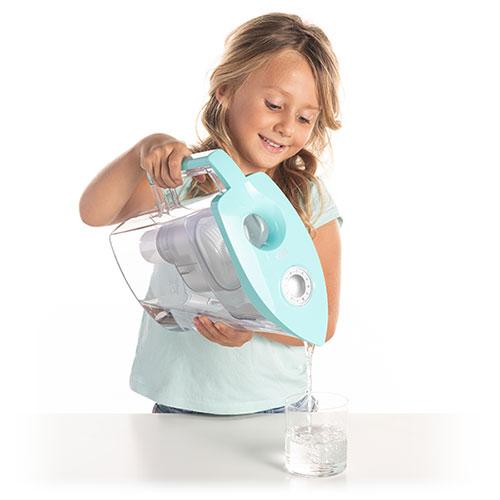 Filtrazione acqua con caraffa Laica