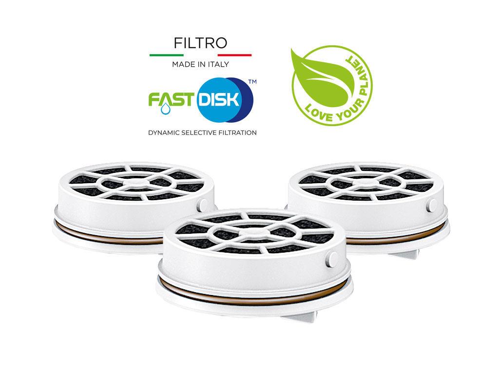 filtro fast disk