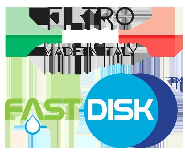 filtro laica fast disk