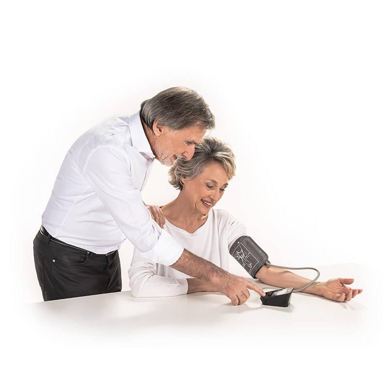 Misurazione della pressione arteriosa da braccio istruzioni per l uso
