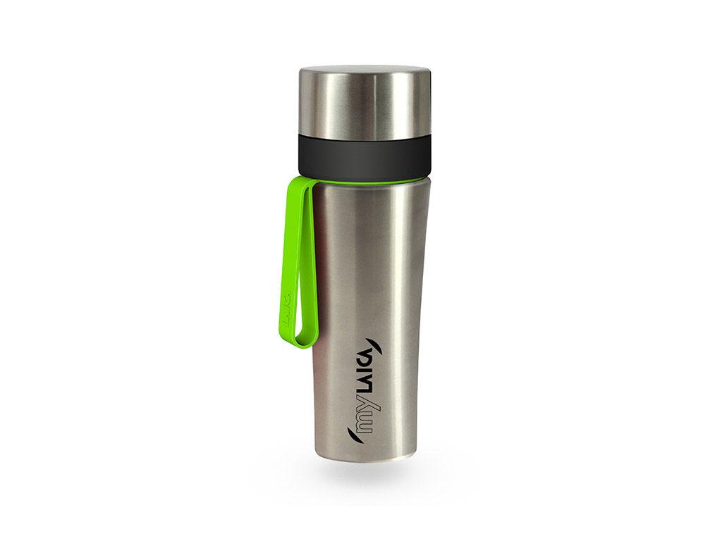 myLAICA-borraccia-filtrante-prodotto-acciaio-nero-verde