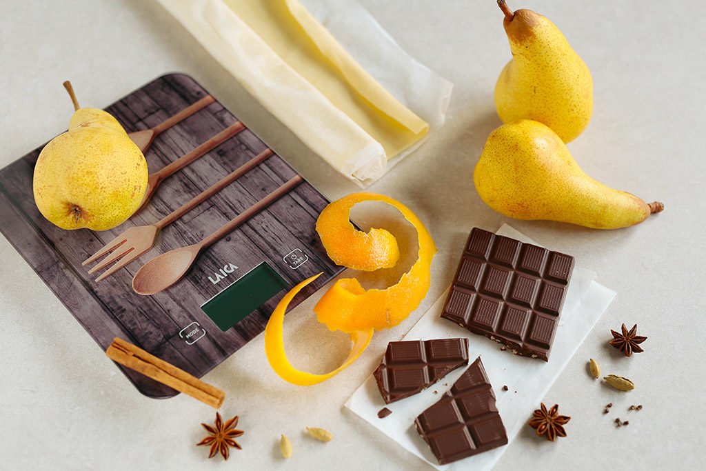 Ricetta pere cioccolato Sous Vide